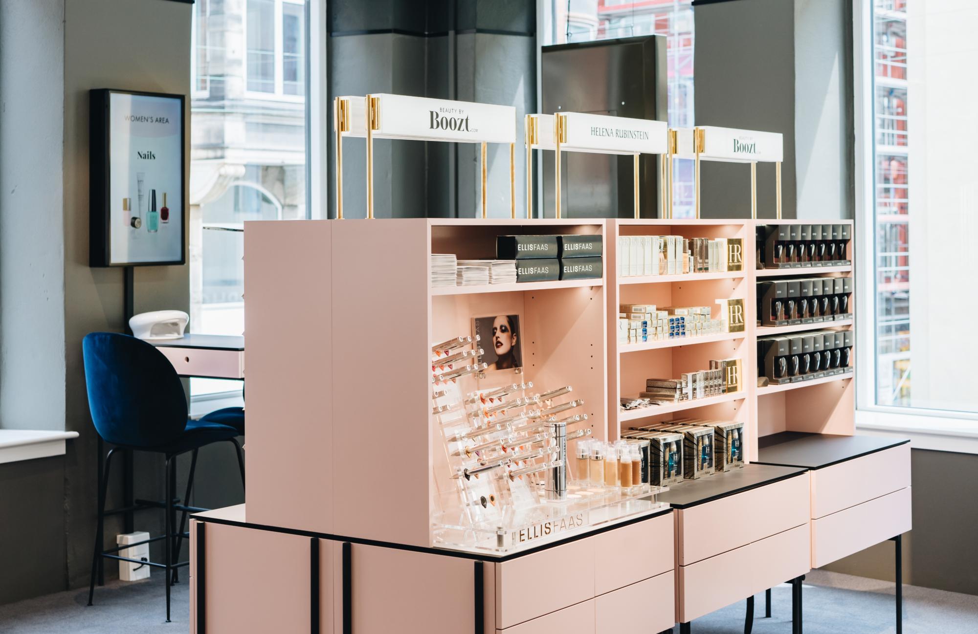 Boozt-butik i København tynger i nyt regnskab