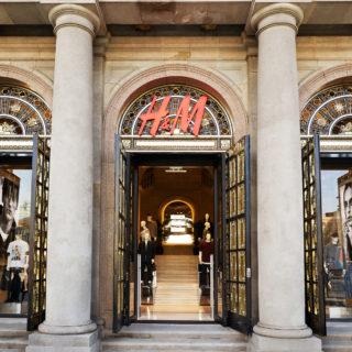 H&M butik i Barcelona
