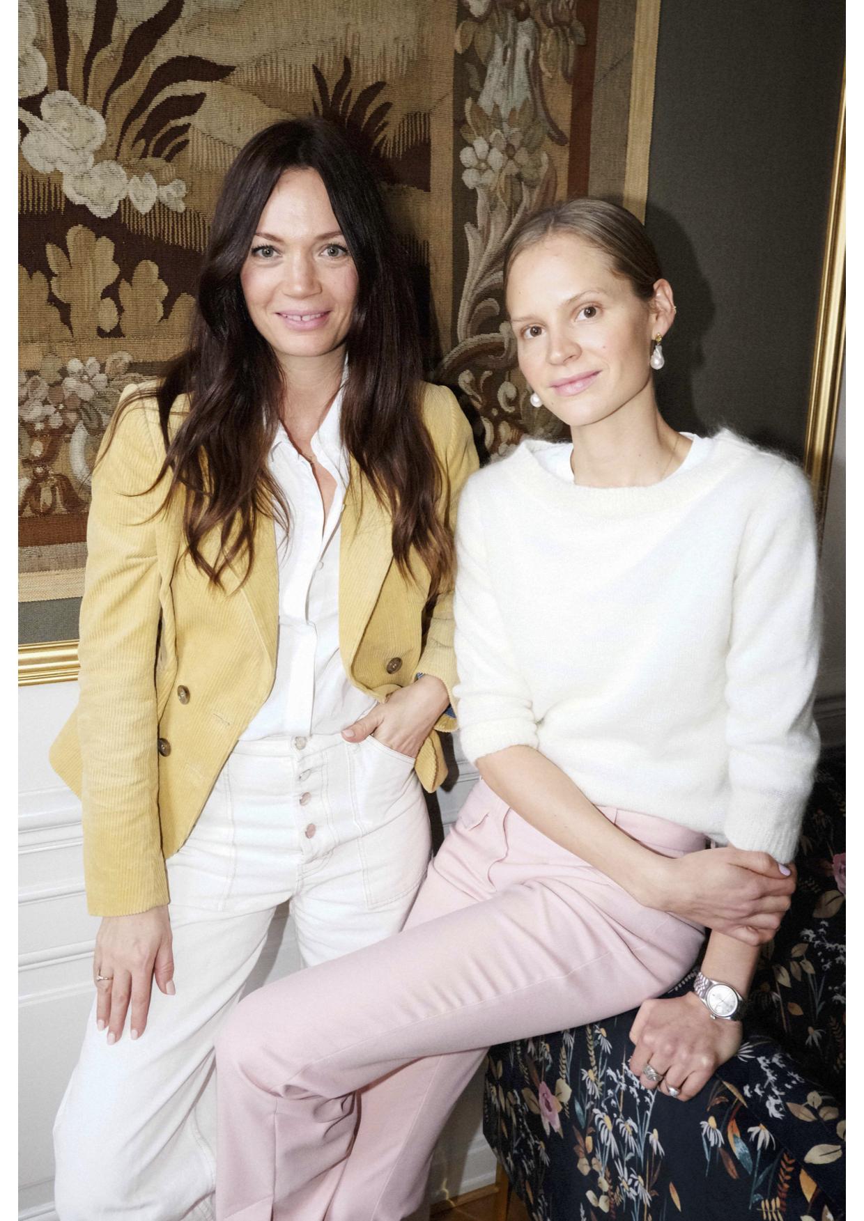 Bea Fagerholt og Liv Winther bag nyt onlineunivers til gravide og mødre