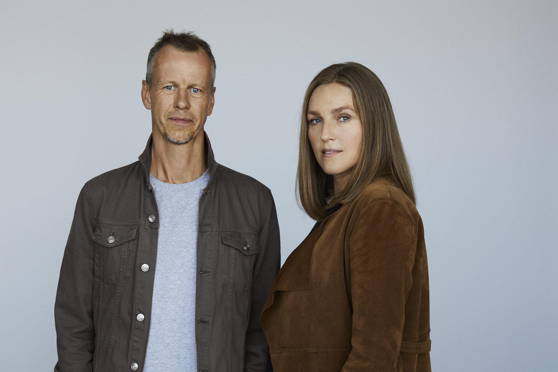 Dansk Modeleksikon - Forfatterme bag Anne Christine Persson og Mads Nørgaard