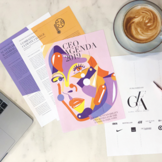 CEO Agenda 2019, Global Fashion Agenda