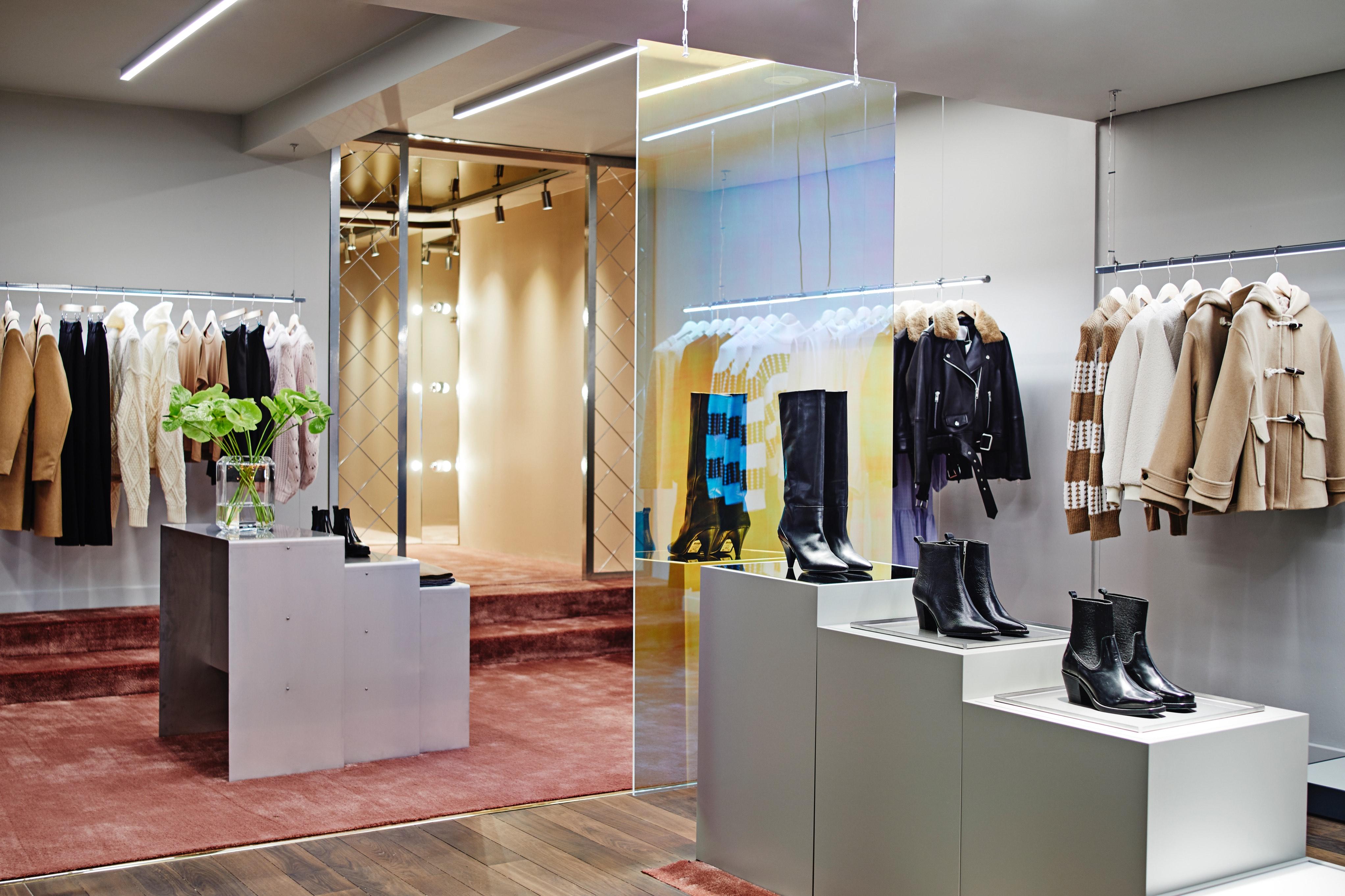 Ny Samsøe & Samsøe-butik i Købmagergade