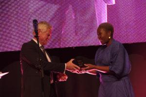 Natsai Audrey Chieza, grundlægger af Faber Futures.