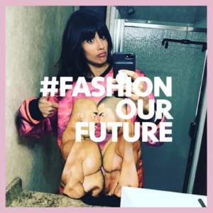 #fashionourfuture